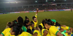 seleção brasileira de futebol feminina