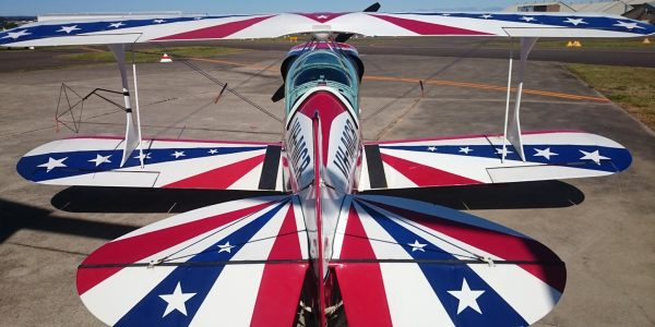 Pitts Special - advanced aerobatic flight training aircraft