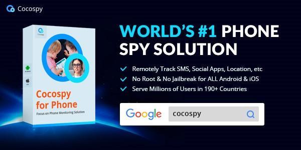 Cocospy Mobile Tracker image