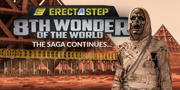 ErectaStep's The 8th Wonder of the World saga continues