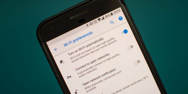 How to Turn On Wi-Fi Automatically On Android Oreo ...