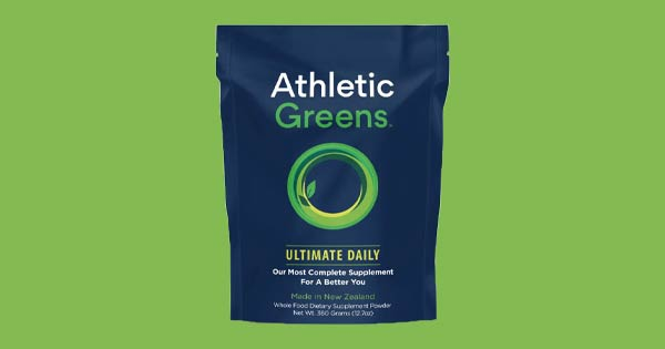 Athletic Greens Review UK