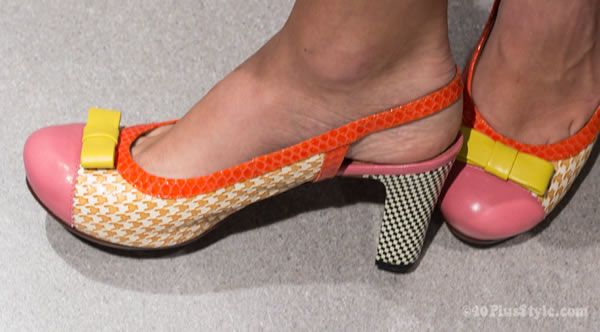 candy shoes from Chie Mihara