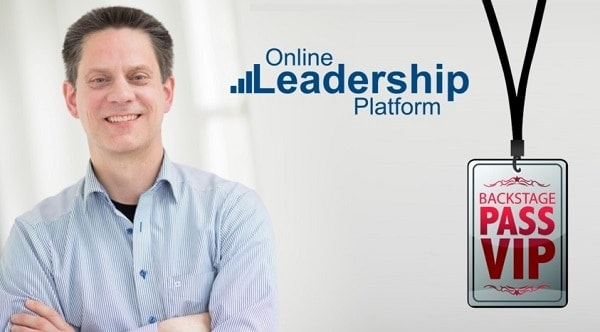 Backstage Online-Leadership-Platform