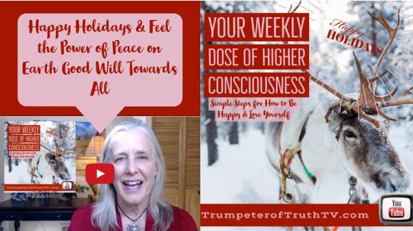 Happy Holidays Consciousness Calibrations