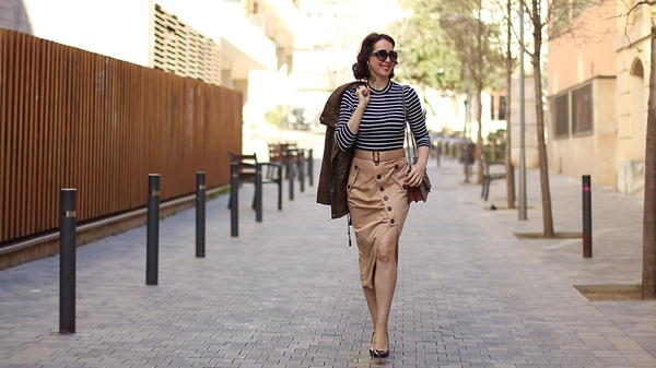 Classic ideas on how to wear stripes   40plusstyle.com