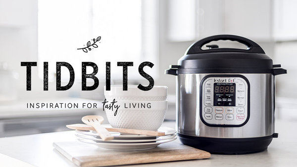 Instant Pot on a table