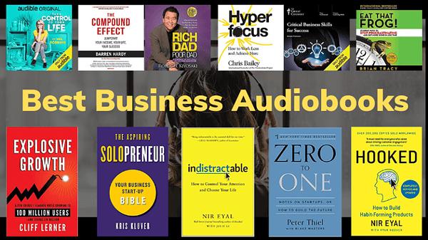 best business audiobooks