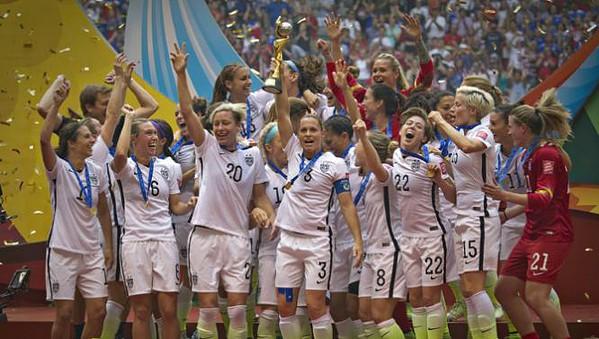 Seleção de Futebol Feminino dos Estados Unidos