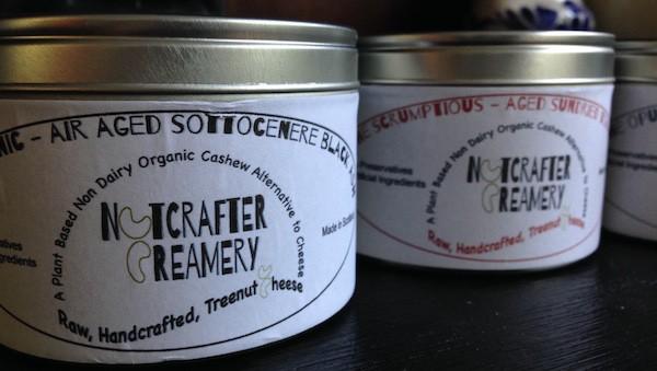 Nutcrafter Creamery : des fromages végétaux et artisanaux