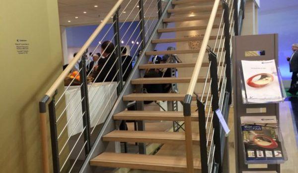 Edelstahlstäbe-Handlauf-und-Stufen-Buche_-Stahlbühne-mieten