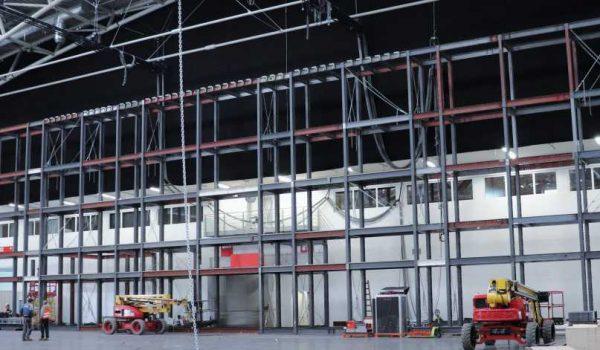 Sonderbauten Doppelstock