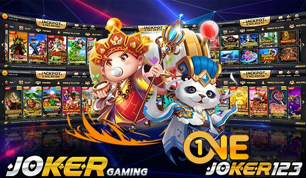 Daftar Joker Langsung Main Game Slot Joker123