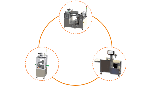 harware lever 1 machines for serialization and aggregation