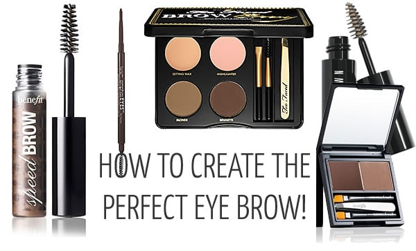 How to get the perfect eye brows - quick fixes for mature eyebrows | 40plusstyle.com