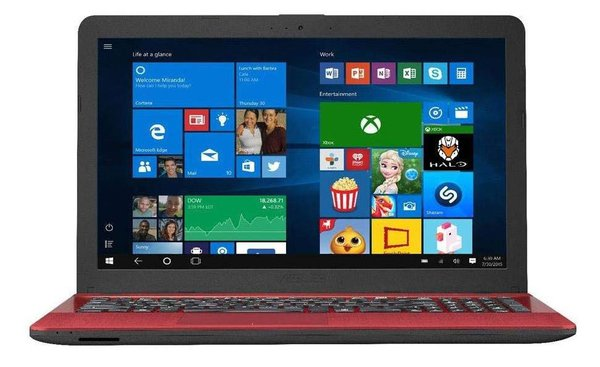 Asus 15.6-inch HD Touchscreen Laptop