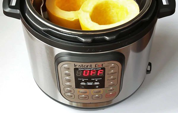 Cooking Spaghetti Squash in Instant Pot