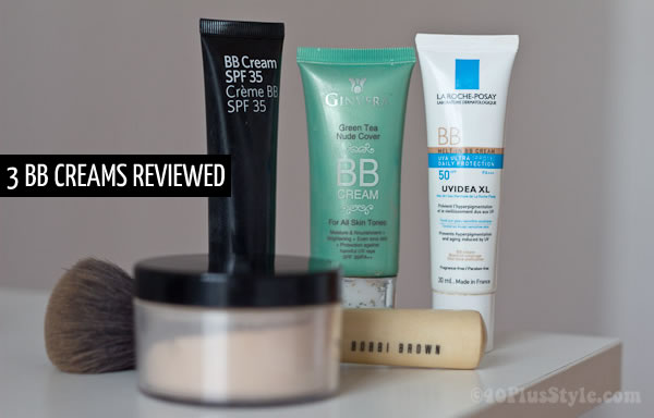 BB Cream reviews | 40plusstyle.com