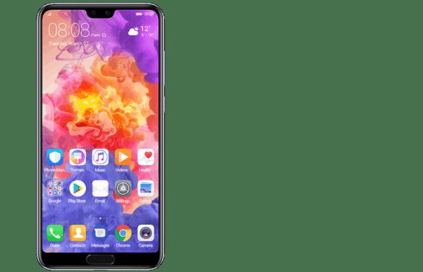 đánh giá điện thoại huawei p20 -3