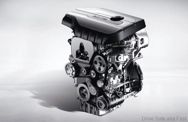 MAXUS T60 Pickup Truck diesel engine