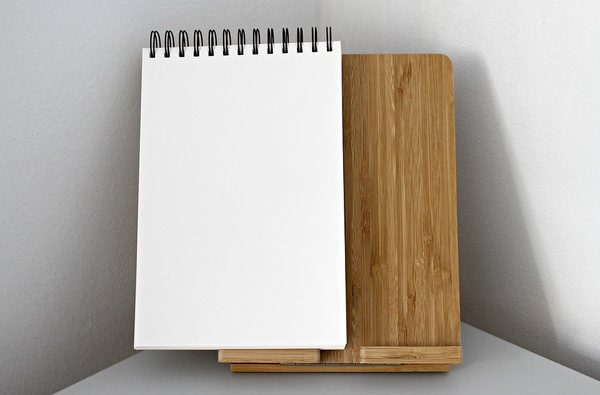 idea pad for noting down important ideas