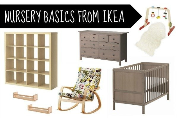 nursery basics from ikea 600w