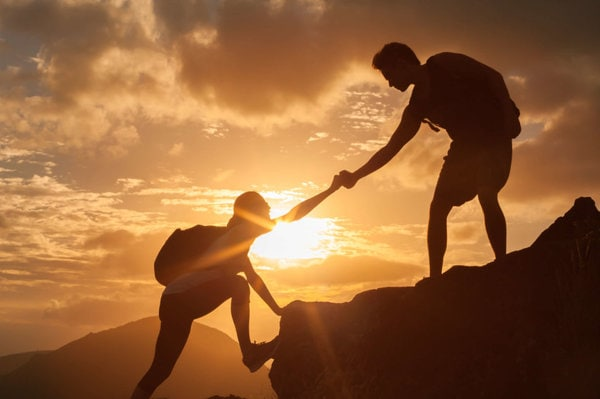 Helping hands - Why marketing keeps your current clients happ