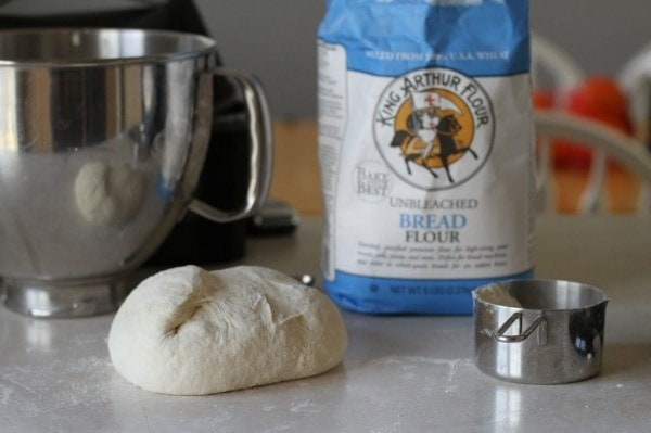 king arthur bread flour for pizza