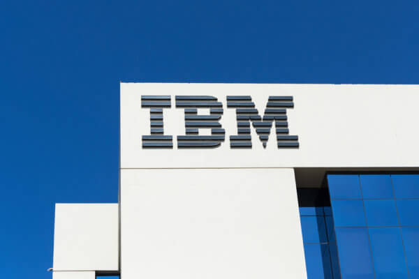 IBM investing heavily into blockchain technology.