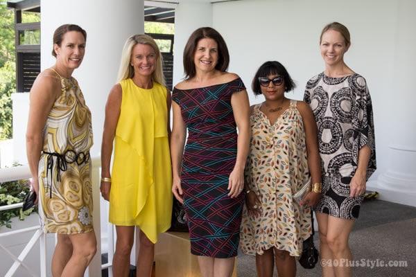 beautiful printed summer dresses | 40plusstyle.com