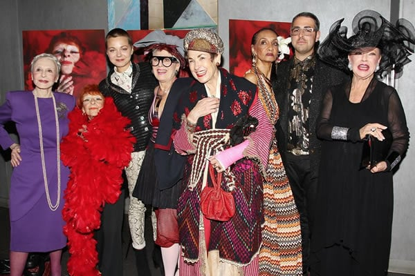 The Advanced Style movie cast | 40plusstyle.com