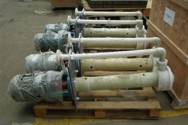 Wet Membrane Pump