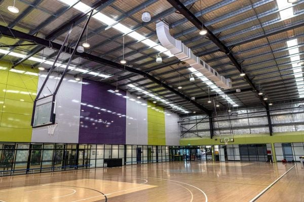 Cardinia-Life-Leisure-Centre-Trusts-in-Airius-for-Sports-Hall-Cooling