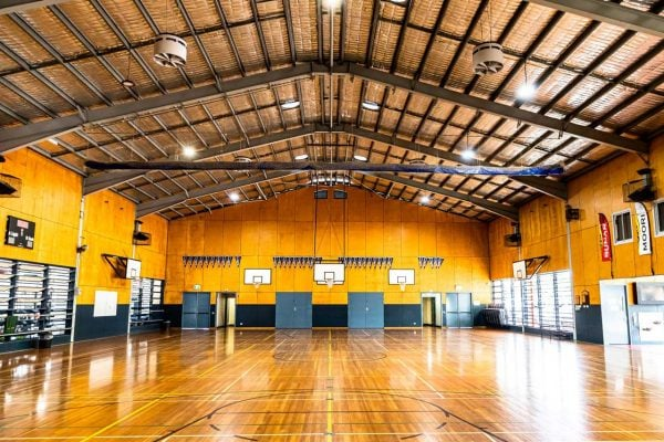 Corinda-State-High-School-benefit-with-Airius-Sports-Hall-Cooling