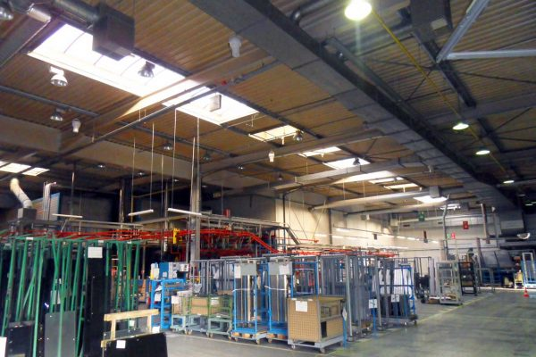 Schroff-Benefit-With-Airius-Warehouse-Cooling-Fan-Systems