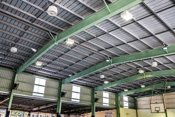 Smithfield-High-School-Trust-in-Airius-for-Sports-Hall-Cooling