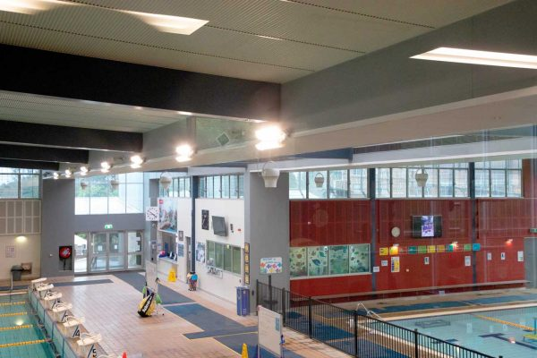 Toowoomba High School Trusts in Airius Swimming Pool Cooling fans 4