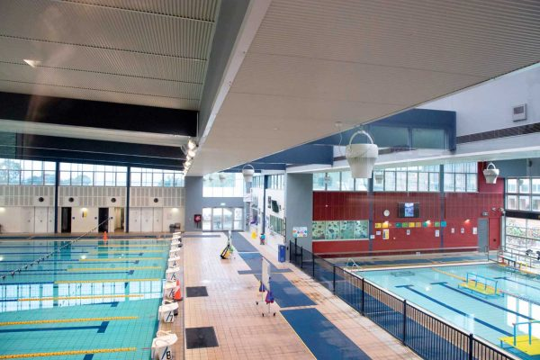 Toowoomba High School Trusts in Airius Swimming Pool Cooling fans 3