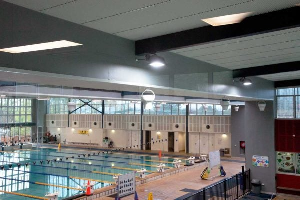 Toowoomba High School Trusts in Airius Swimming Pool Cooling fans 2