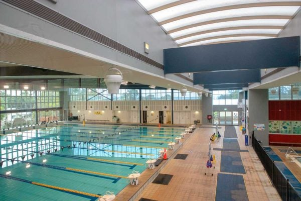 Toowoomba School Trusts In AIrius Swimming Pool Cooling fans