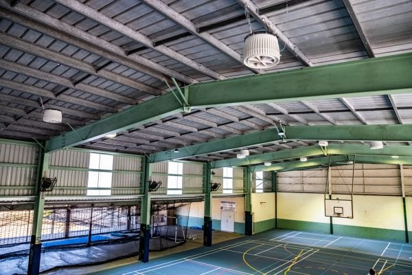 Smithfield State High School Trusts In Airius Cooling Fans