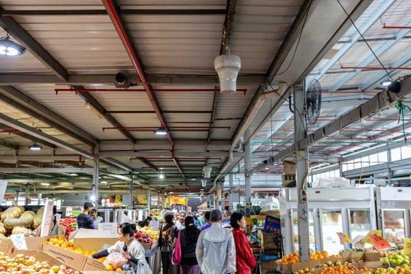 Airius-Cooling-Fans-Installation-at-Dandenong-Markets-14