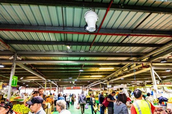 Airius-Cooling-Fans-Installation-at-Dandenong-Markets-4