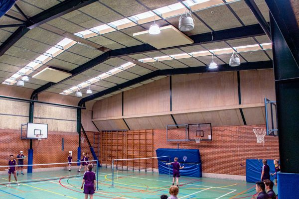 Airius-College-Sports-Hall-Cooling-Fans-Installation-at-Wesley-College-4