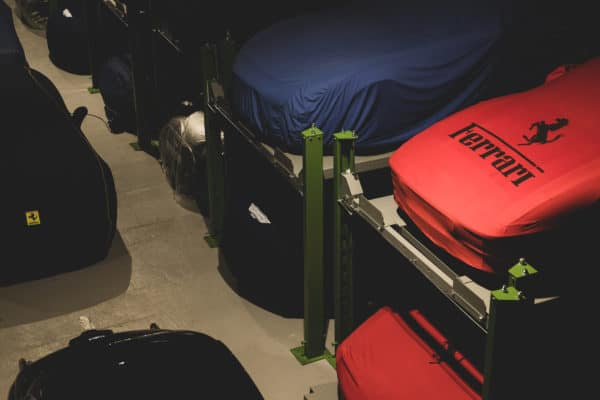 Car Storage for house movers and home improvers