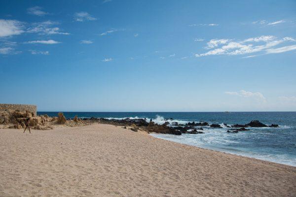 Las Viudas Beach