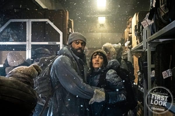 An image of Daveed Diggs from 'Snowpiercer' Series.