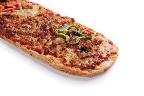 Pizza lunga mexicana | di Paolo