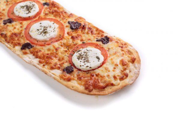 Pizza lunga Alpina | di Paolo