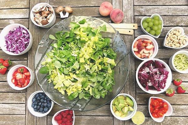 Måltidskasse Grøntsager